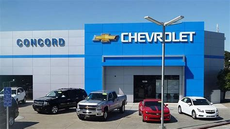 Concord Chevrolet Is A Bay Area Chevy Dealer Near Walnut Creek