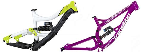 Freeride Mountain Bike Frames