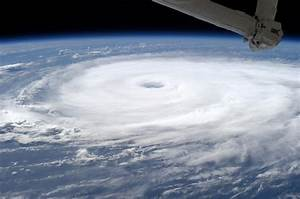 Hurricane Edouard Photographed From International Space ...