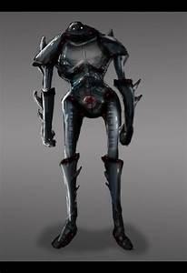 Generic robot concept. by Klispa on DeviantArt