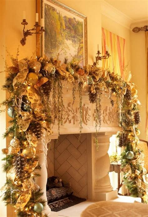 stunning christmas mantel decorating ideas feed