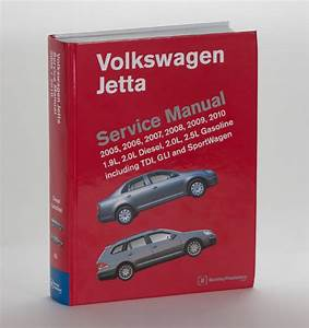 Vw - Volkswagen Repair Manual  Jetta  2005-2010