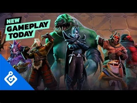 new gameplay today dota underlords youtube