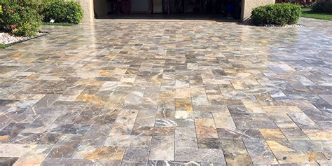 paver installation by flpavers
