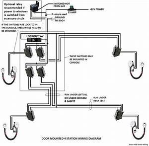 Eclipse Power Window Wiring Diagram