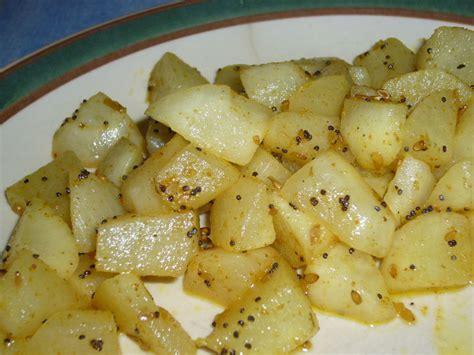 cuisiner des navets blancs navets au curry et au miel recette