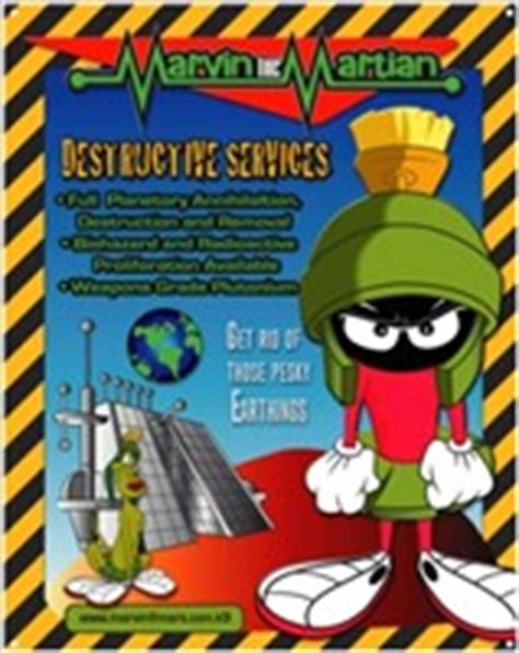 marvin the martian quotes audio