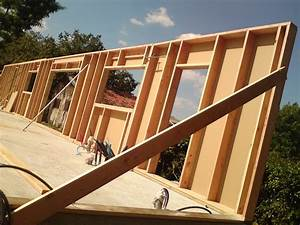 Maison En Bois Construction : epaisseur mur maison ossature bois boismaison ~ Melissatoandfro.com Idées de Décoration
