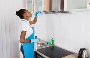 comment nettoyer sa hotte de cuisine interservices With comment bien nettoyer sa cuisine
