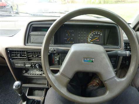 Featured Cars - Austin - Maestro - 1986 Austin Maestro ...