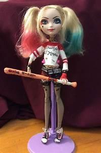 Harley Quinn Margot Robbie Suicide Squad Custom Doll