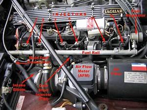 Jaguar Xj6 Siii Injector Replacement