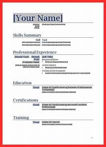 awesome fill out job resume contemporary example resume With how do i fill out a resume