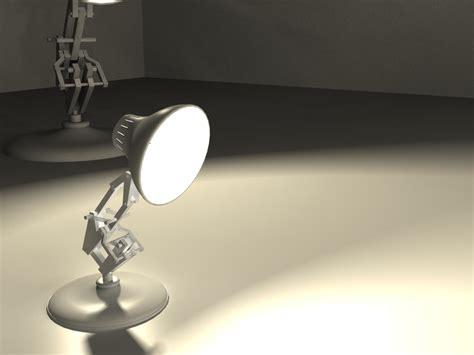 pixar l modeling luxo jr by eddy2009 on deviantart