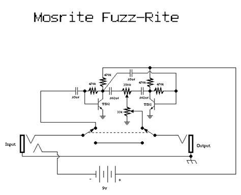 fuzzrite schematic