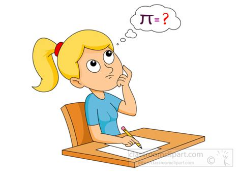 Girl-thinking-about-how-to-solve-a-math