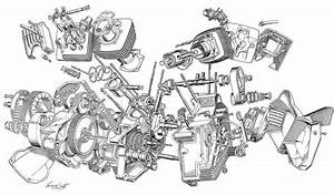 Harley V Twin Engine Diagram Pdf  Diagram  Auto Wiring Diagram