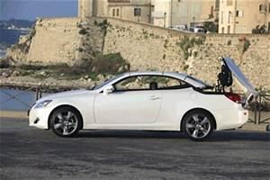 Lexus Is 250 Occasion : essai vid o lexus is 250 c le coude la porti re ~ Medecine-chirurgie-esthetiques.com Avis de Voitures