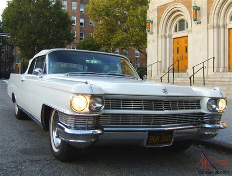 1964 Cadillac Eldorado Biarritz Convertible Gorgeous