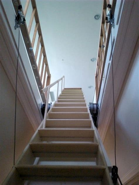 find parts  attic pulldown stairs home improvement stack exchange