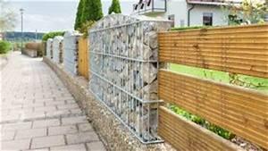 L Steine Streichen : cl ture prix moyen pour une cloture bois pvc b ton ou m tallique ~ Frokenaadalensverden.com Haus und Dekorationen