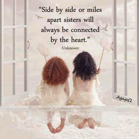 Side By Side Or Miles Apart Sisters Will Always Be. Movie Quotes Jeopardy. Friendship Quotes Cheesy. Life Quotes Zedge. Sad Quotes Expectations. Relationship Quotes Japanese. Travel Quotes En Francais. Morning Dirty Quotes. Single Quotes Problem Sql