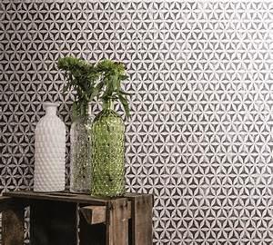 Papier Peint Rayé Noir Et Blanc : tendance d co tout en noir et blanc le blog int rieur et d coration ~ Preciouscoupons.com Idées de Décoration