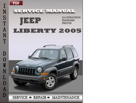 old cars and repair manuals free 2005 jeep grand cherokee parental controls repair manual jeep liberty 2005