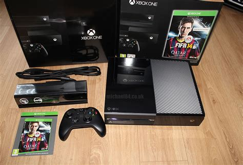 xbox one unboxing michael 84