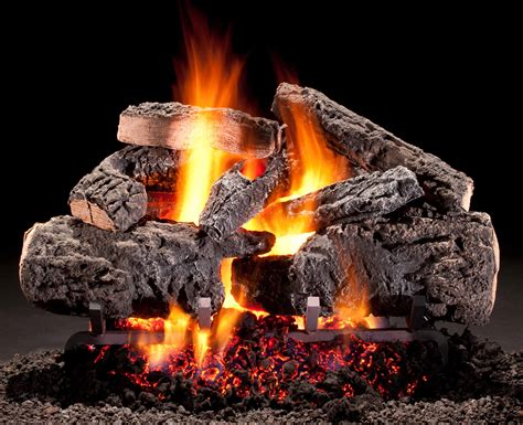 Gas Logs North Forge Fireplaces Inserts Stoves In