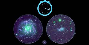 All galaxies take billions to rotate. Which is really cool ...