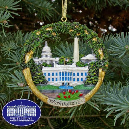 2012 washington dc sculptured landmarks ornament