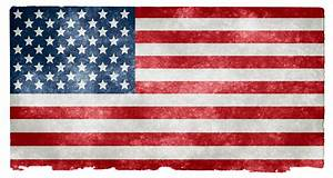 US Grunge Flag | Grunge textured flag of the United States ...