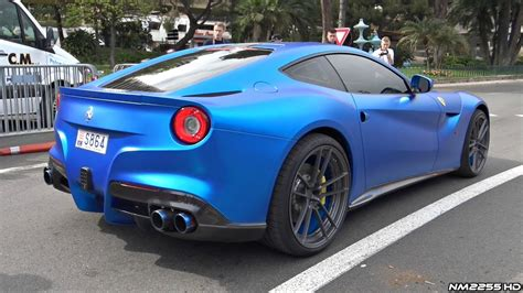 The ferrari f12 berlinetta in combination with an ipe innotech performance exhaust system excels in every imaginable aspect. Ferrari F12 Berlinetta with INSANELY Loud Armytrix Titanium Exhaust!! - Revs & Accelerations ...