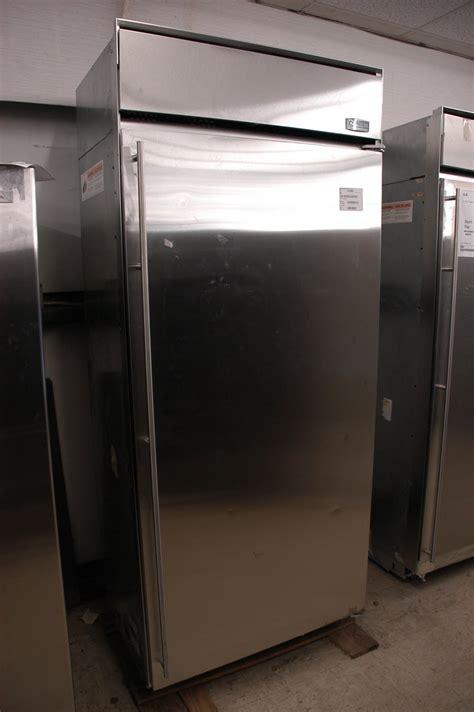 lets talk appliances ge monogram  built   refrigerator