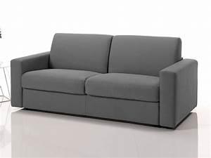 Canape Tissu Convertible Maison Design