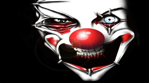 Scary Clown Hd Wallpaper 73 Images