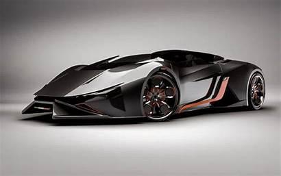 Lamborghini Future Cool Wallpapers Backgrounds Cars Concept