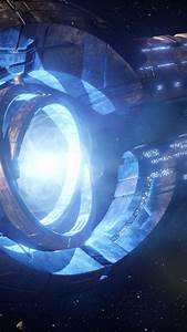 Sci Fi Lighting Wallpaper Star Citizen Game Space Simulator Battle Sci