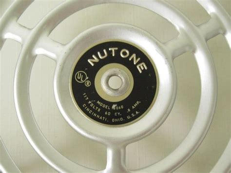 How To Clean Kitchen Exhaust Fan Cover by Nutone Kitchen Exhaust Fan Grate Cover 8060 By