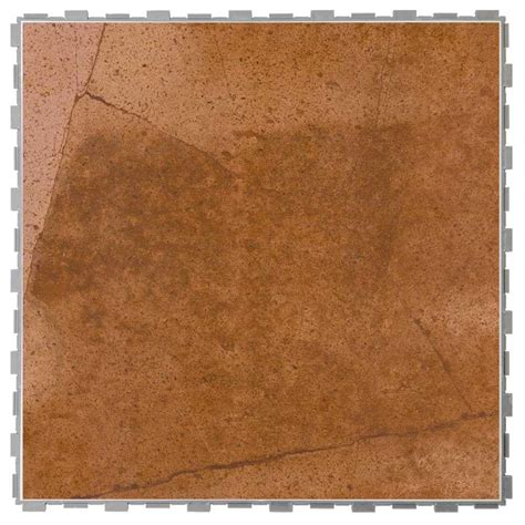 Snapstone Tile Home Depot by Snapstone Ferrous 18 In X 18 In Porcelain Floor Tile 9