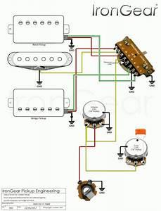 Hsh Pickup Wiring
