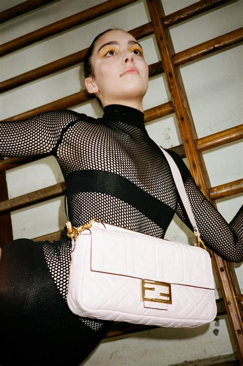 FENDI Have Dropped Vibrant New Video Project The Baguette ...