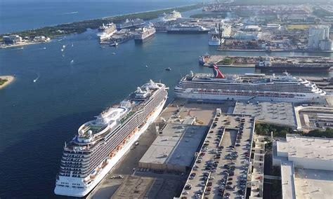 fort lauderdale port everglades florida cruise port