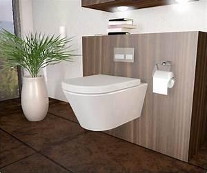 Hänge Wc : h nge wc modell desin mit soft close deckel abnehmbar ~ Eleganceandgraceweddings.com Haus und Dekorationen