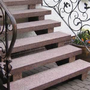 treppe granit treppen