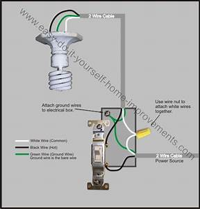Dual Switch Wiring Diagram Light