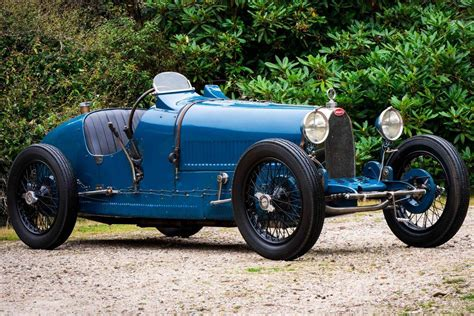 Bugatti Type 37 Set For Coys Auction