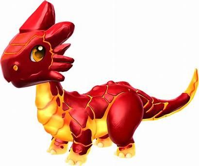 Dragon Lava Mania Legends Wiki Magma Creature
