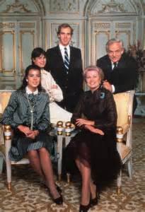 Princess Grace Monaco Royal Family
